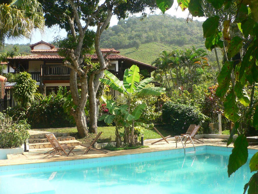 Fazenda Sitio Nosso Paraiso -Pool