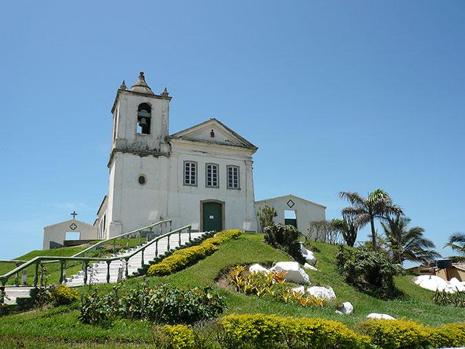 Casa Nelly Umgebung Kirche