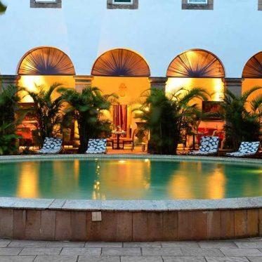 Convento do Carmo Pool