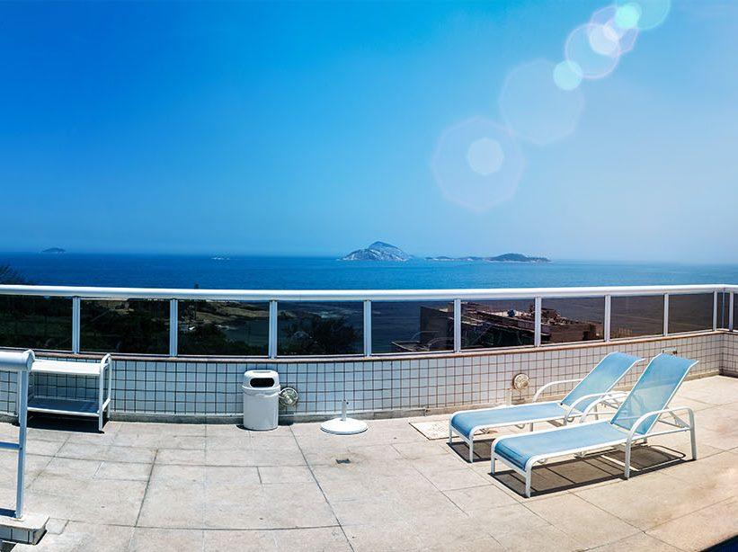 Hotel Atlantis Copacabana Rooftop