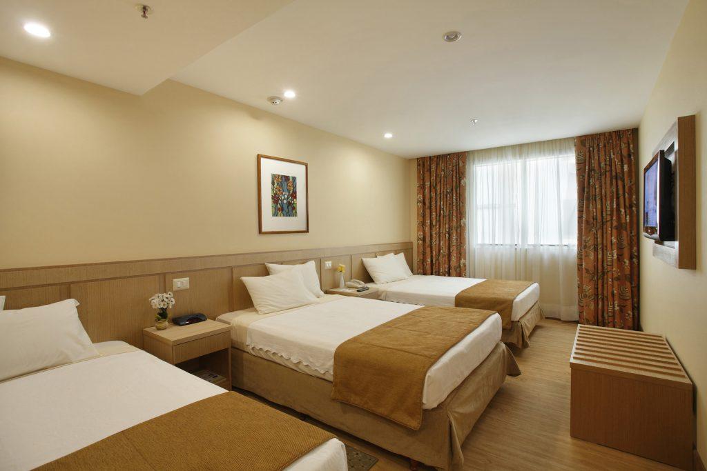 Hotel Florida Zimmer