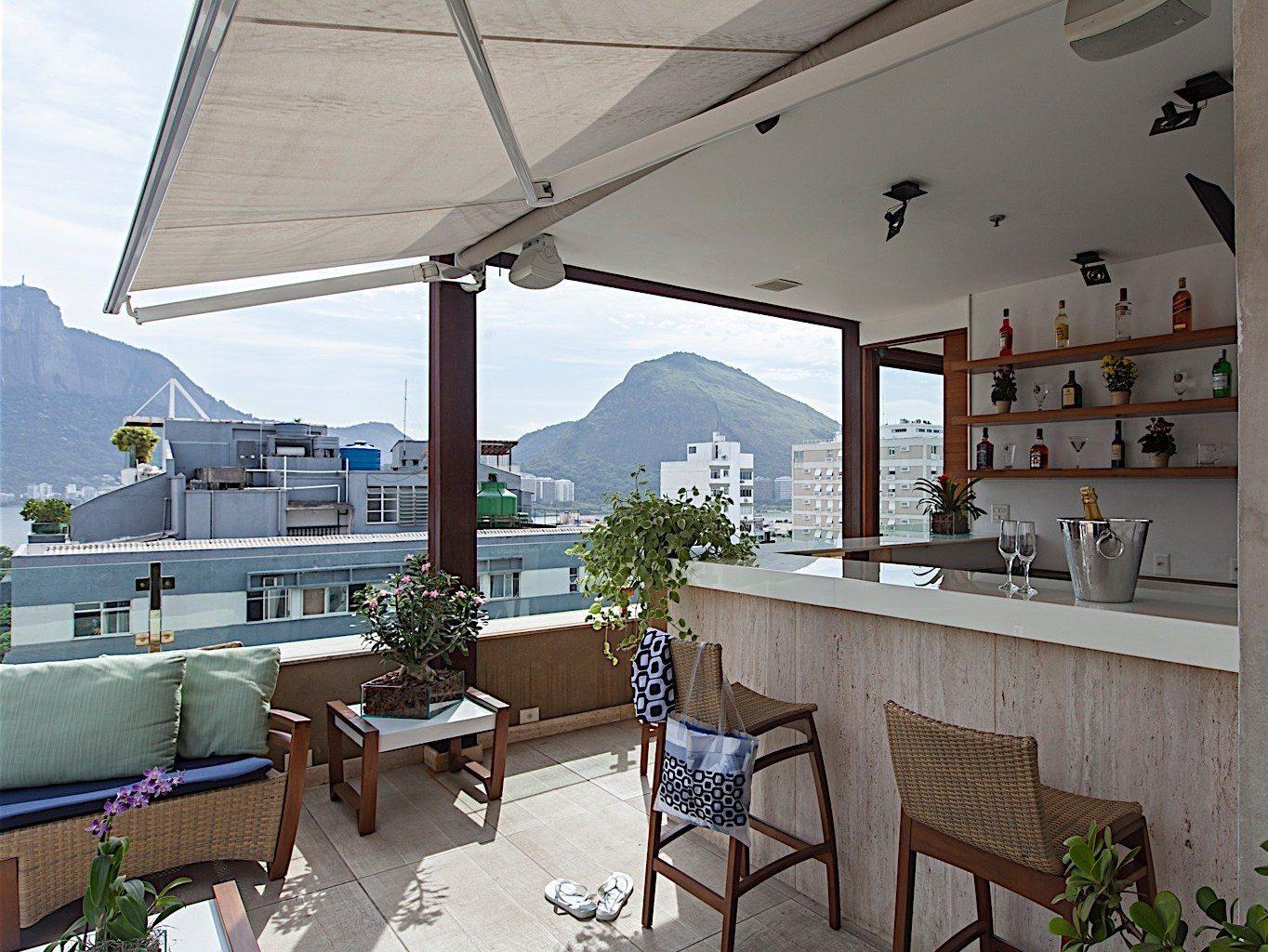 Hotel Mar Ipanema Terrasse
