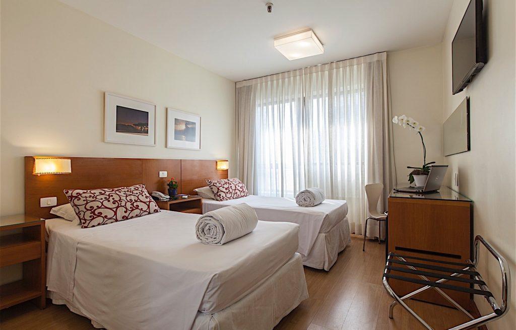 Hotel Mar Ipanema Zimmer