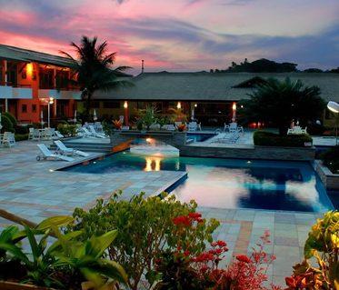 Hotel Porto das Naus Pool