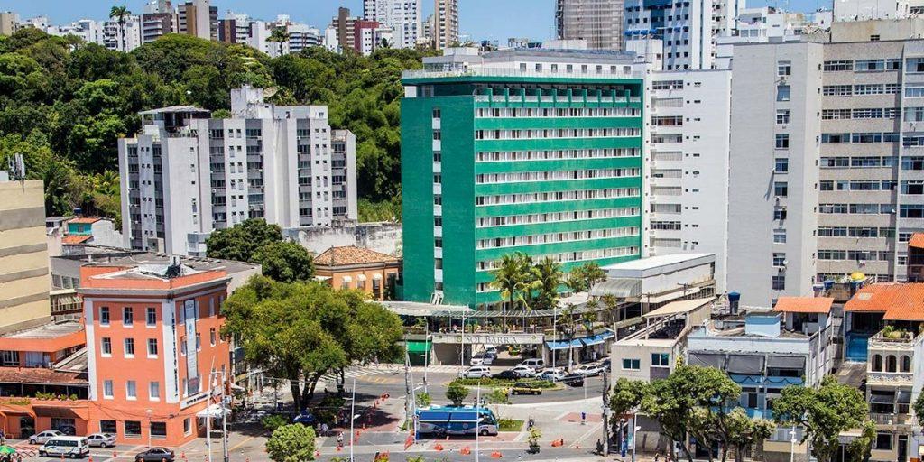 Hotel Sol Barra Aussen