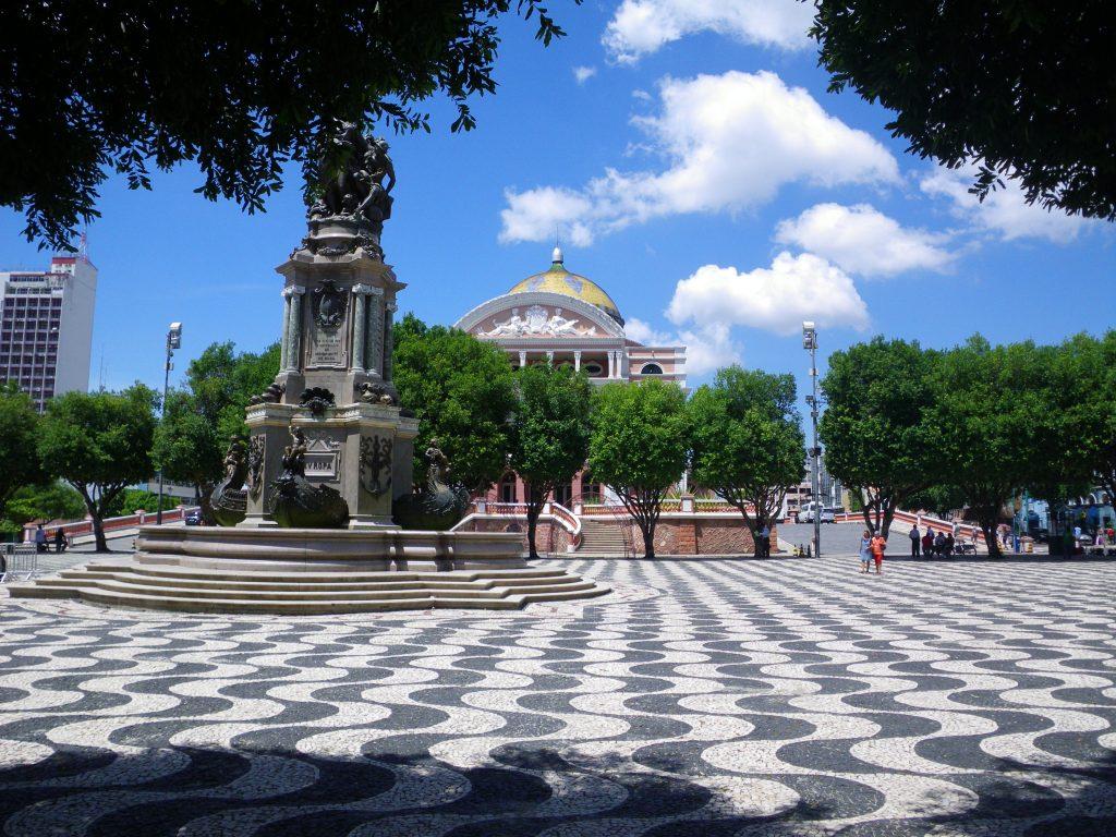 Manaus Stadt
