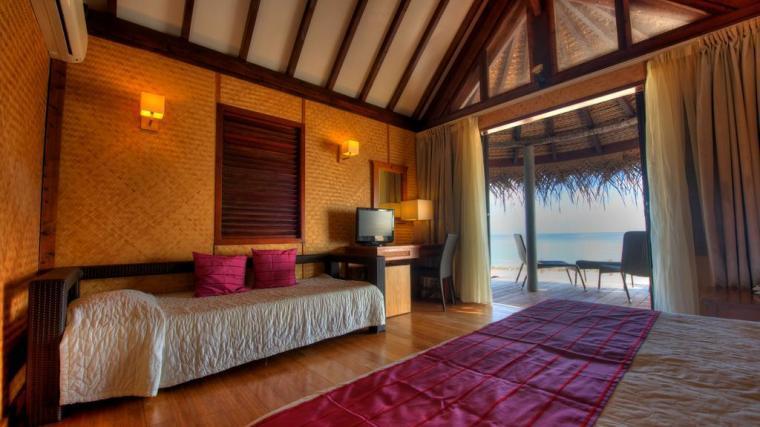 Maitai Hotel Zimmer