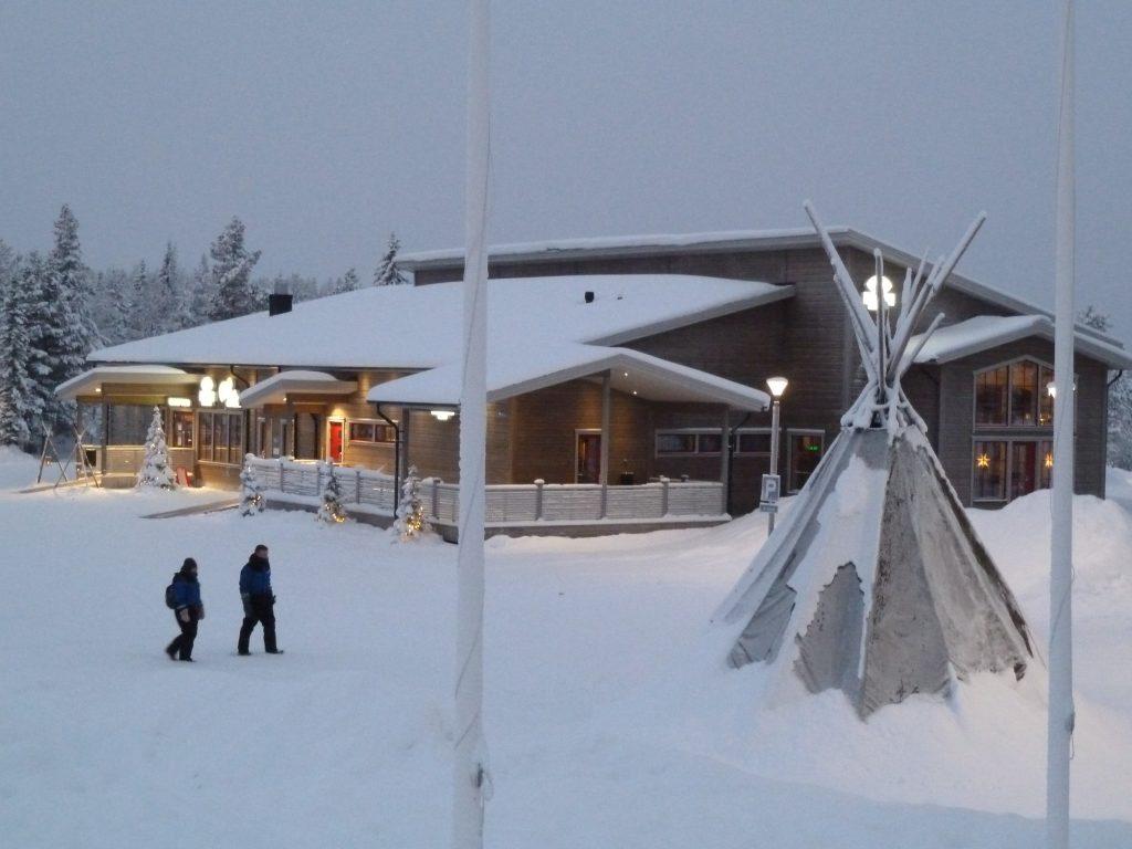 Finnland Salla Hütten 03