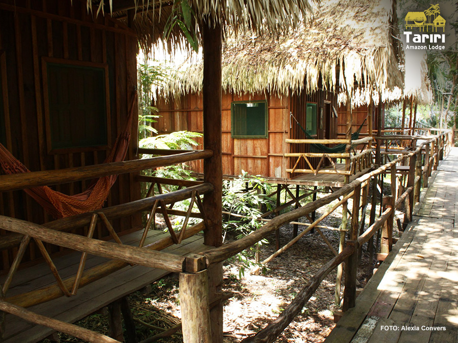 Tariri Lodge Cabanas