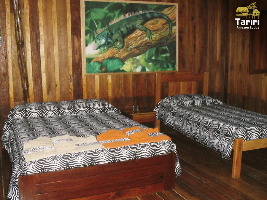 Tariri Lodge Zimmer