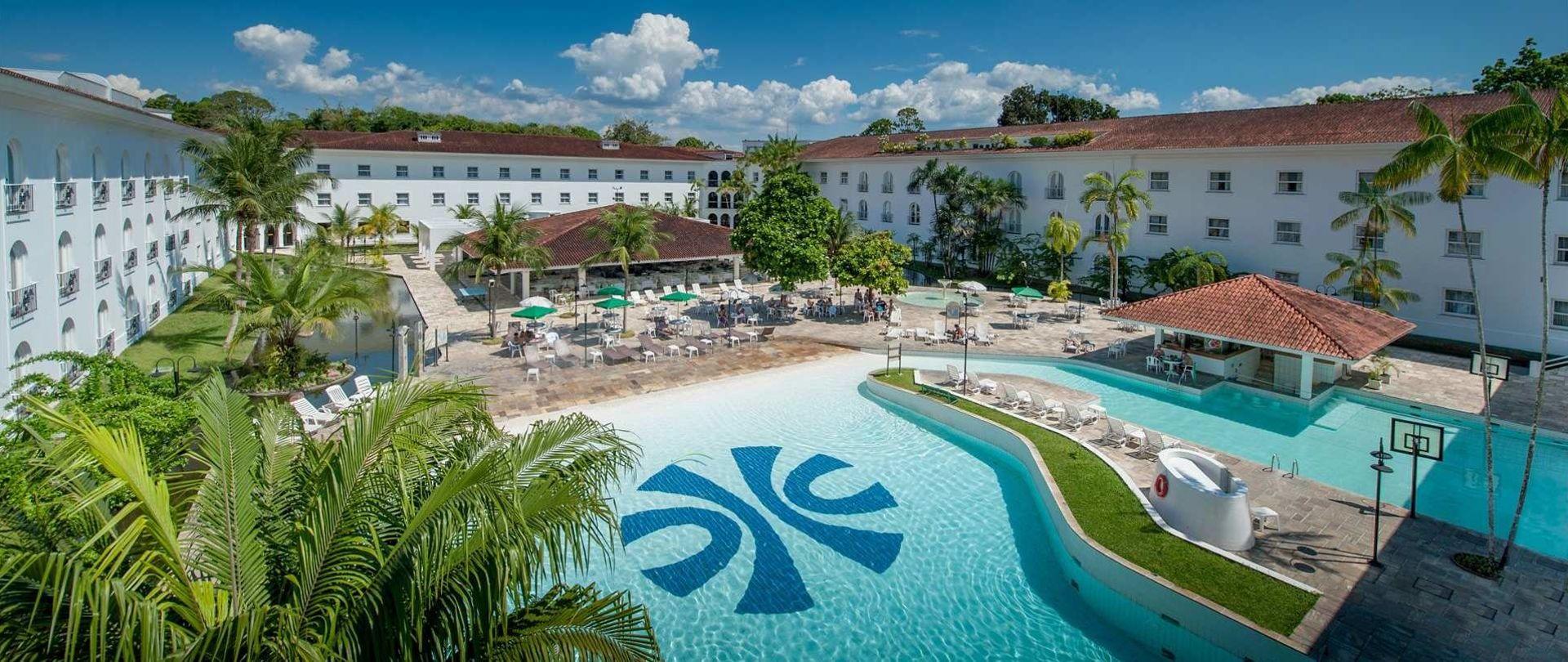 Tropical Eco Resort Pool