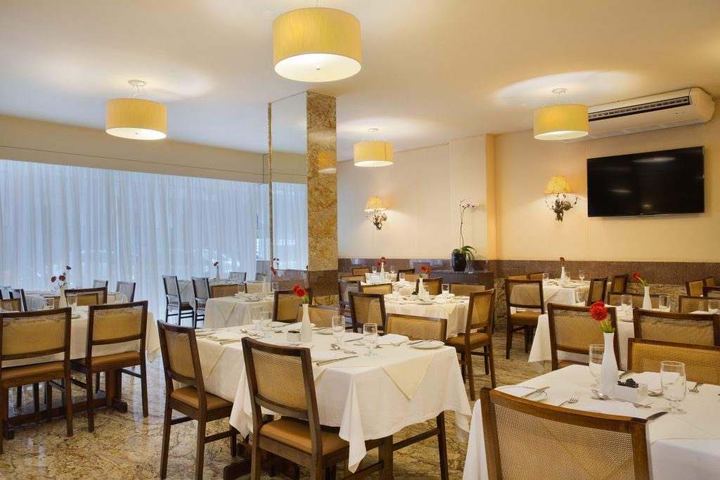 Windsor Palace Hotel Restaurant