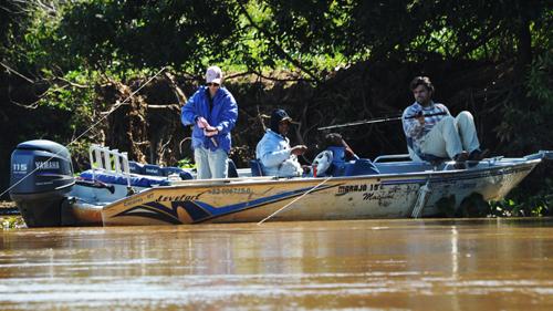 Pantanal fischen