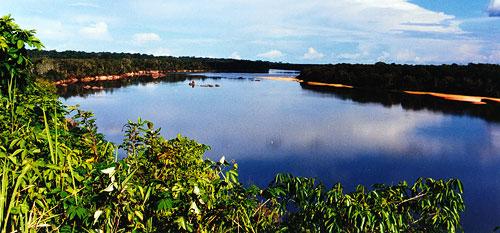 Rio Guapore