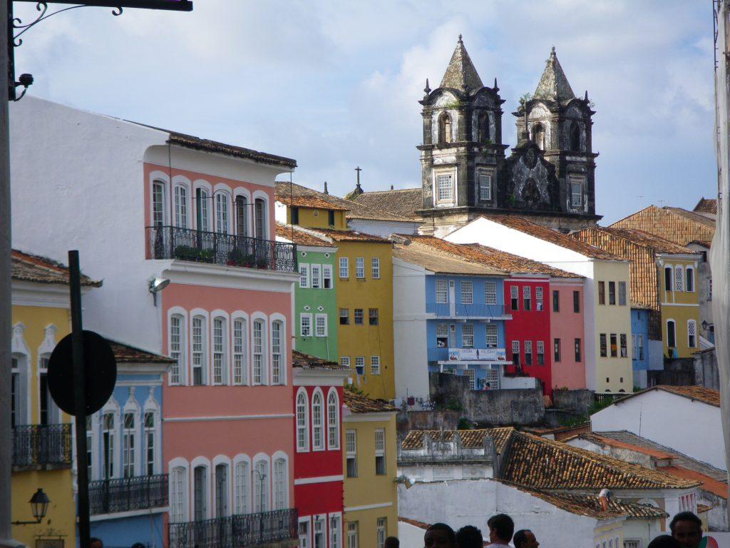 Bahia Kirche