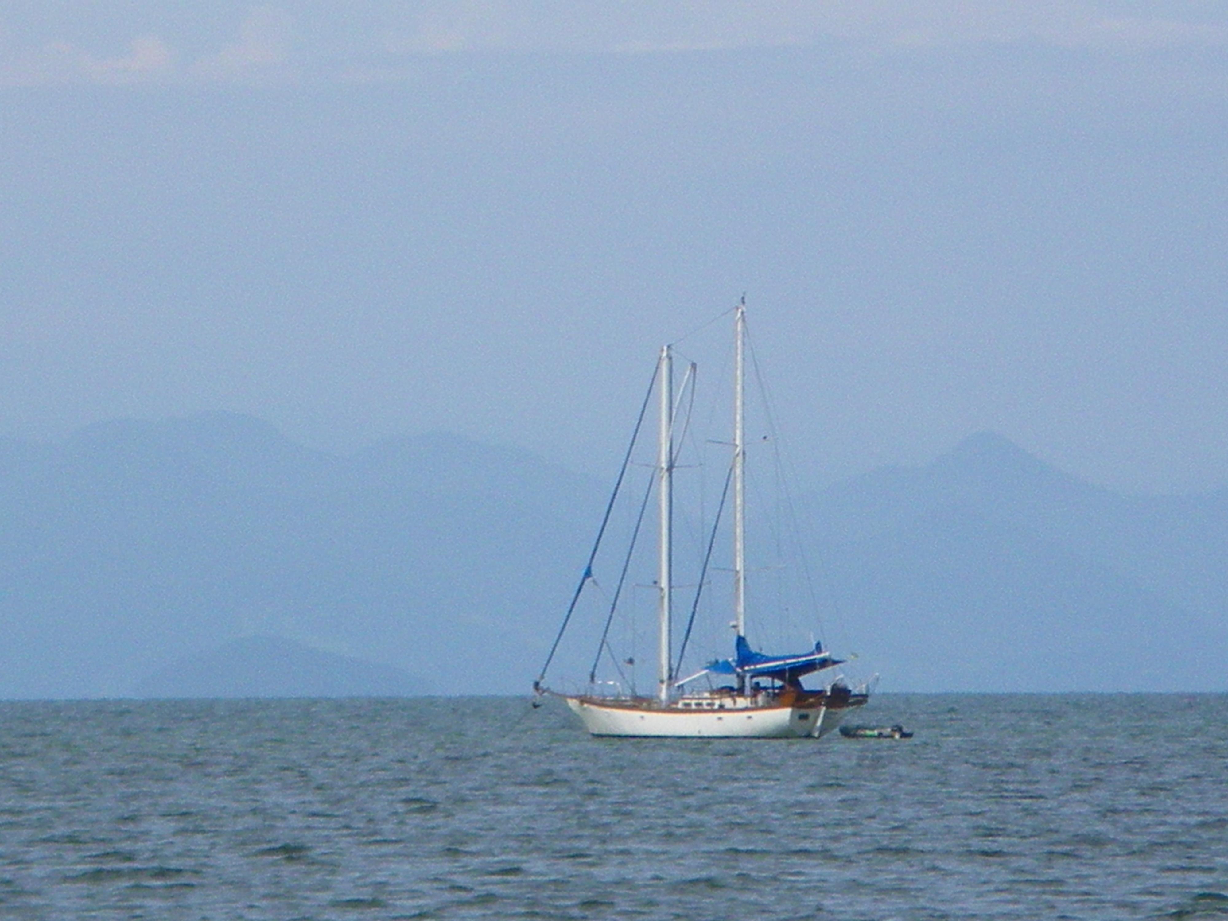 Paraty Segelboot