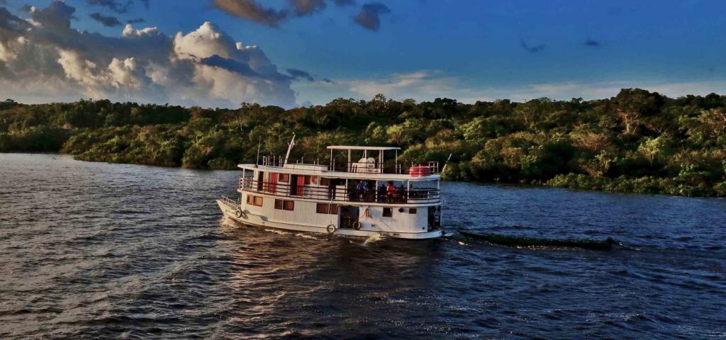 Amazonas Kreuzfahrt Tradicional 2
