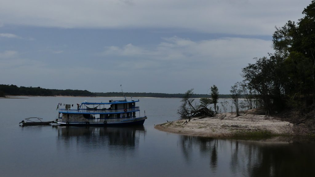 """Flussreisen mit der """"AYNARA"""""""