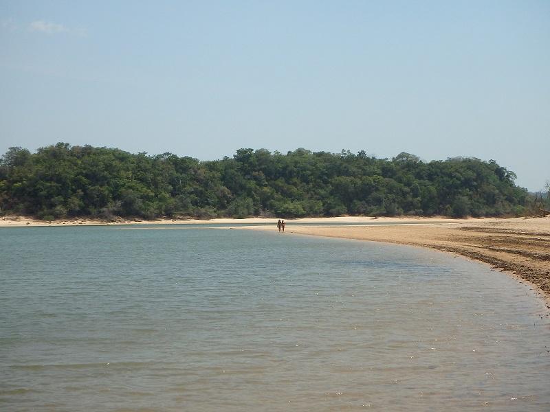 An den Flüssen des Mato Grosso Foto: Claus Friese