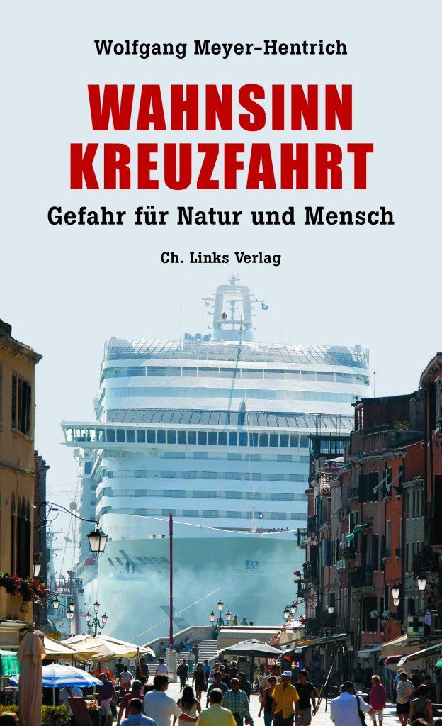 Wahnsinn Kreuzfahrt Buchcover