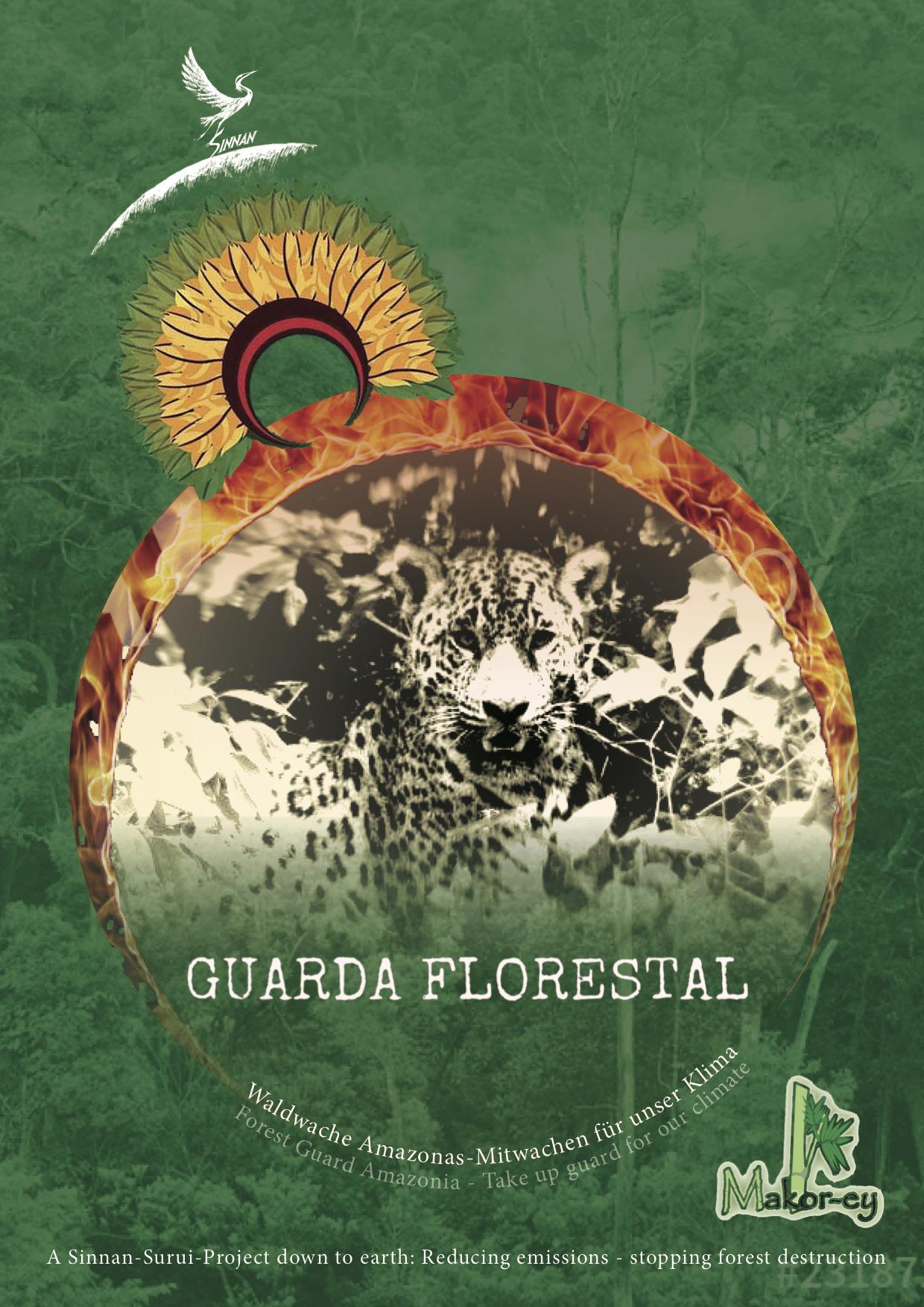 Logo Guarda Florestal