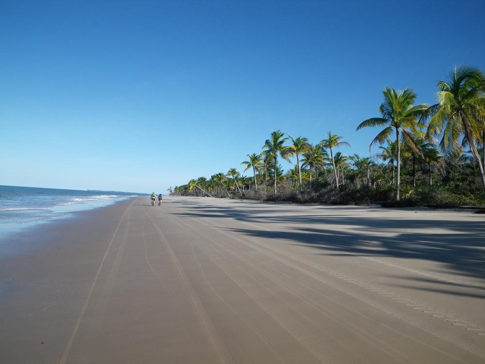 Kakao-Tour Bahia Strand