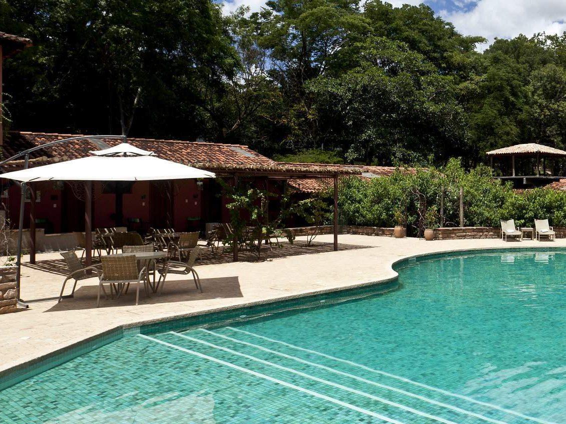 Hotel de Lencois Pool