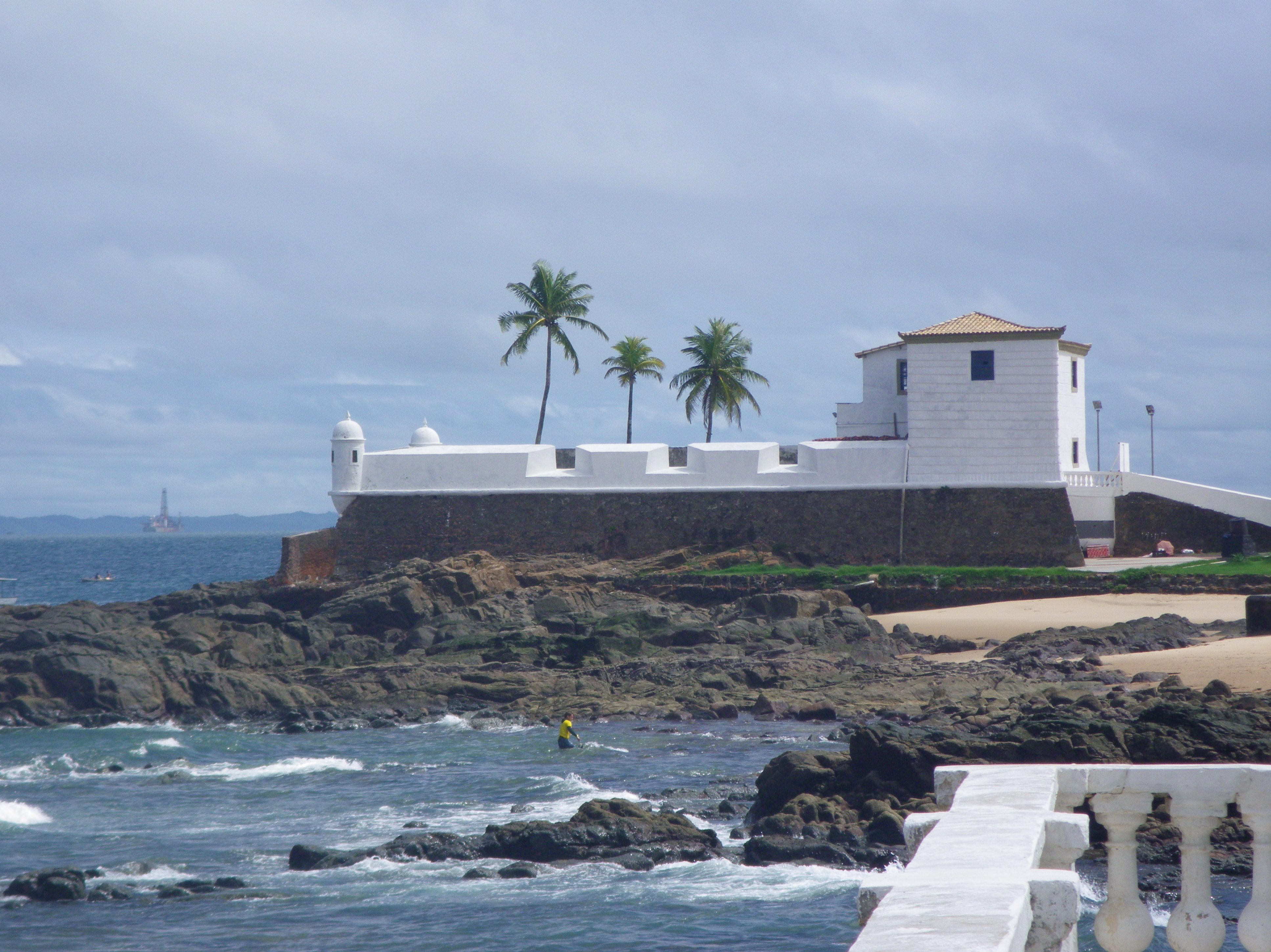 Bahia Festung
